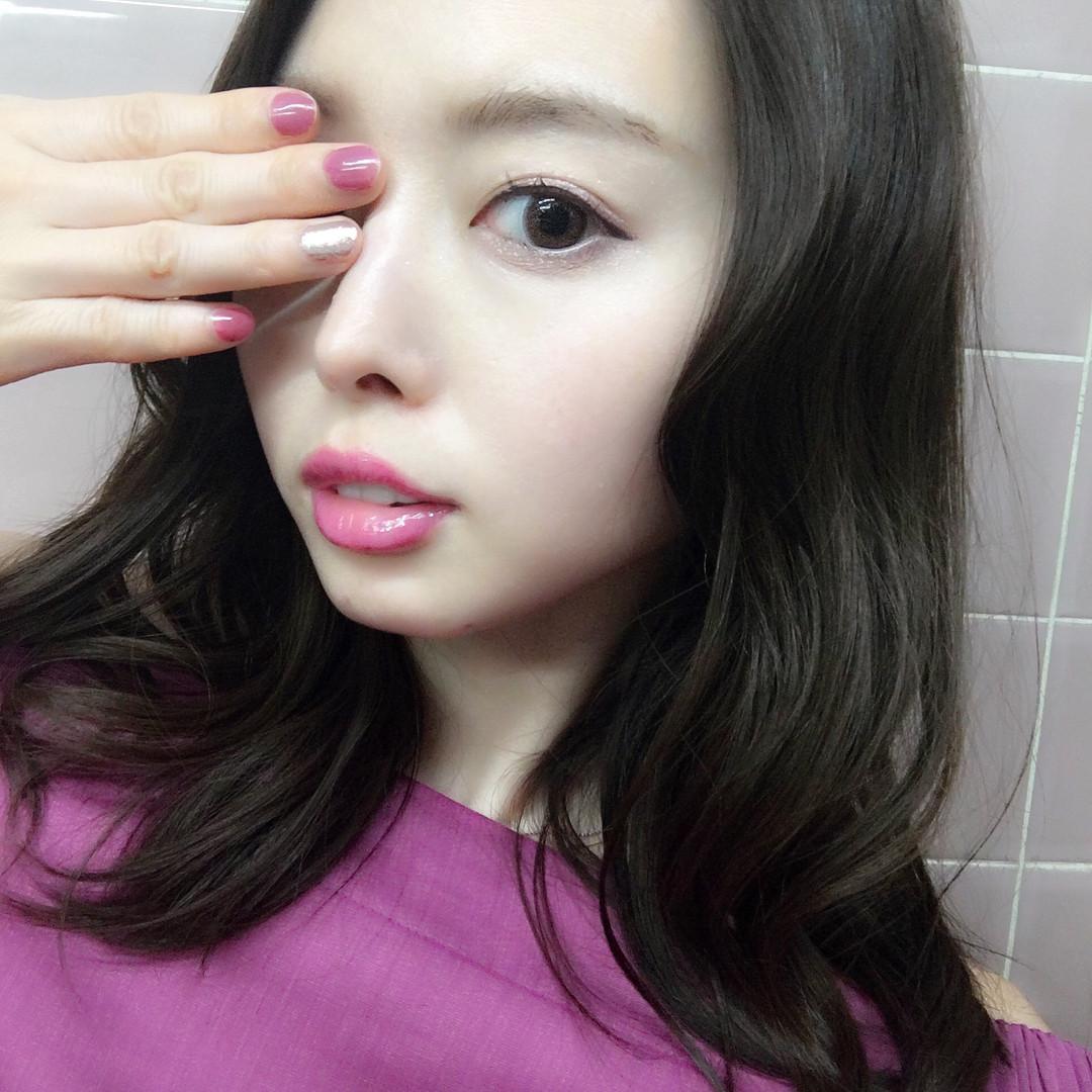 しっかりリップで女子ウケも狙う yuika_matsushita