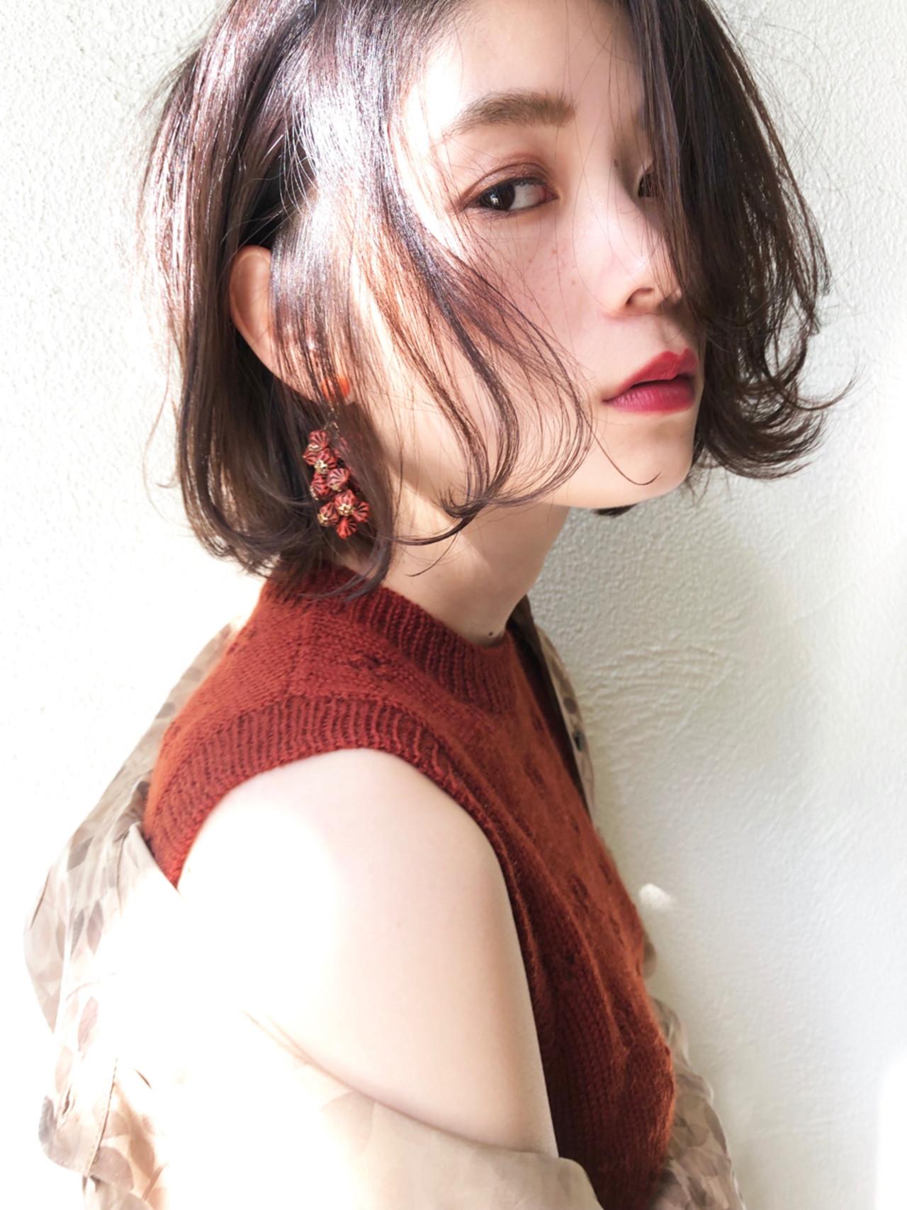 女子力 ゆるふわ ウェーブ ナチュラル ヘアスタイルや髪型の写真・画像