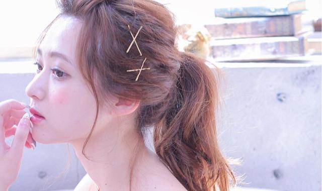 髪型アレンジで見違える♡不器用さんもOKなヘアスタイル講座