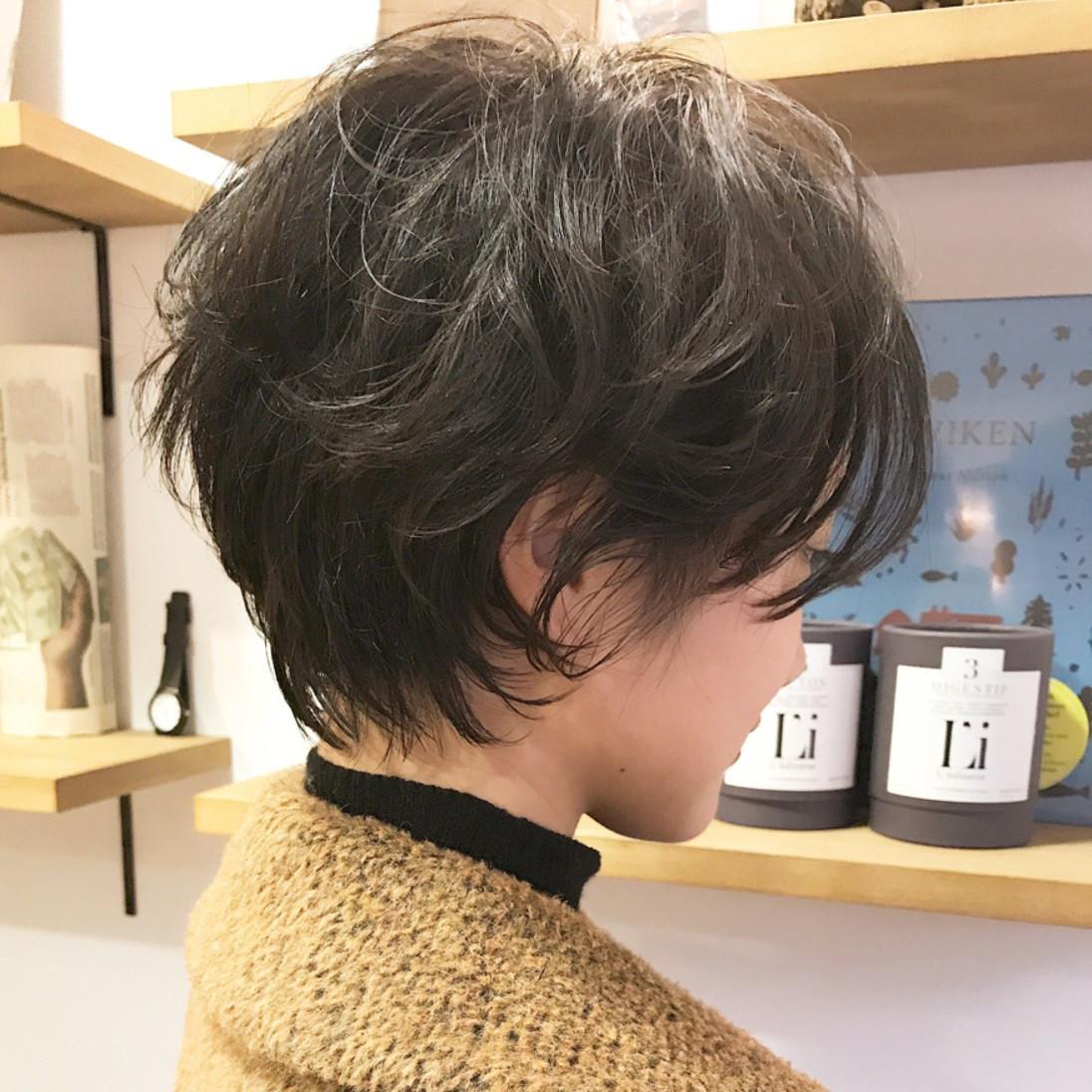 ウェーブを生かす髪型に挑戦♡手軽なイメチェンにぴったりなんです