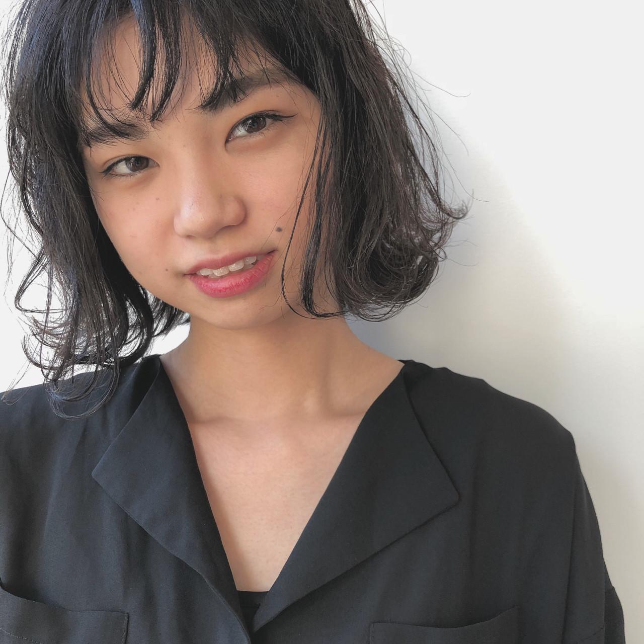【前髪あり】くせ毛を生かした技アリボブ♪ 秋田将吾