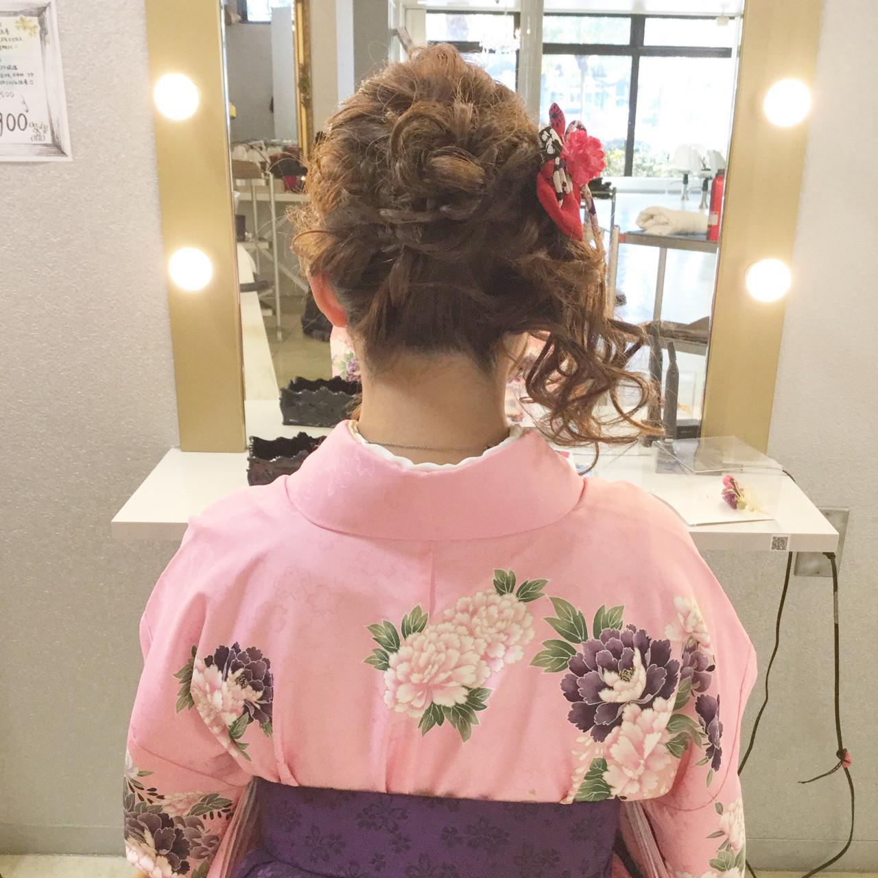 ウィッグを使ってミディアムを可憐にアピール! 谷川 聡 / SHAMPOOBOY 宮崎駅前店  シャンプーボーイ 宮崎駅前店