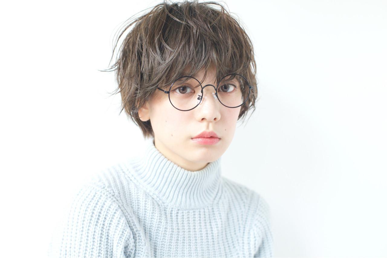 ショート×パーマ=最強説 石川 瑠利子