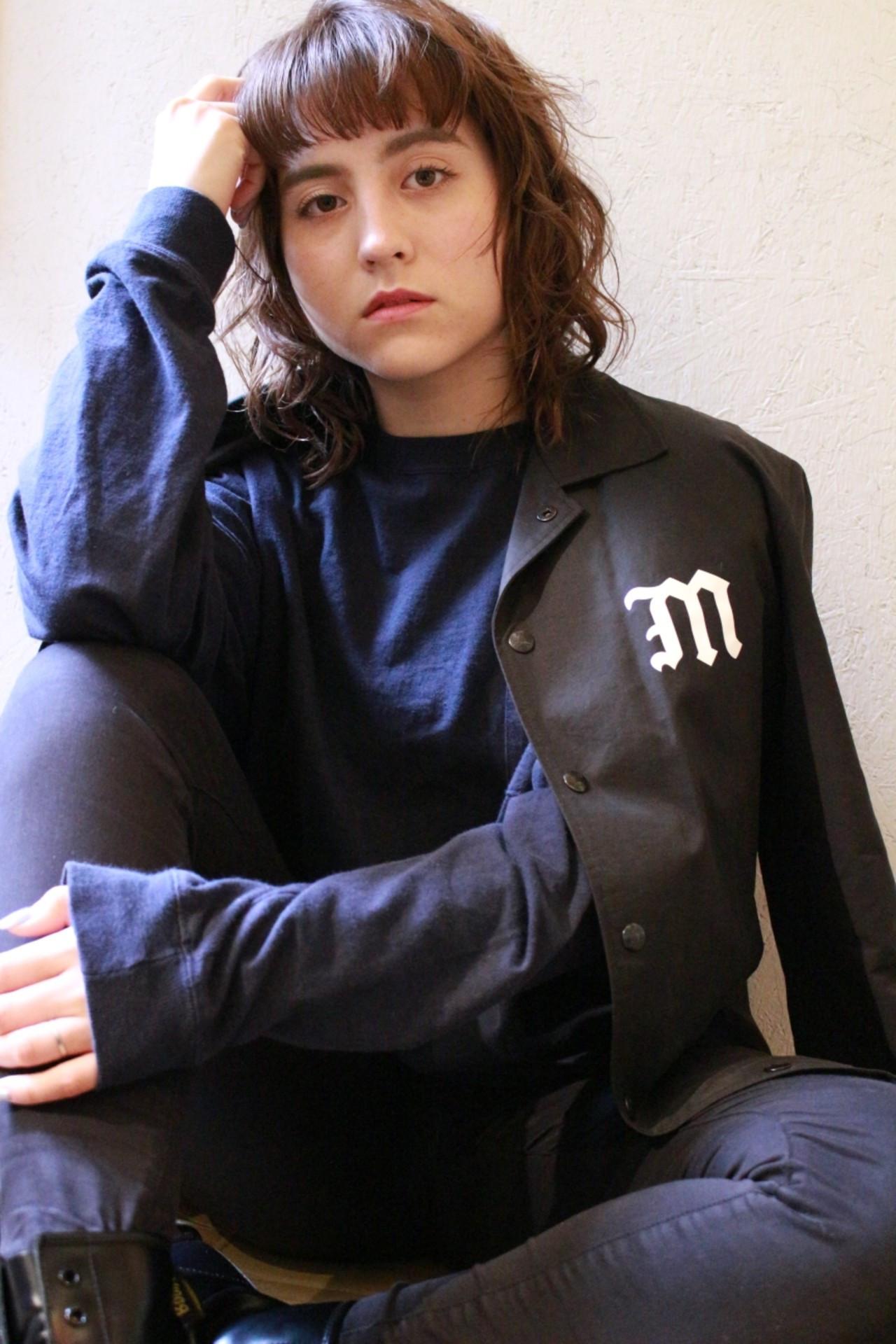 リラックスウェーブが可愛い♡レイヤー入りロブ イノウエ ユウキ【tsumiki】