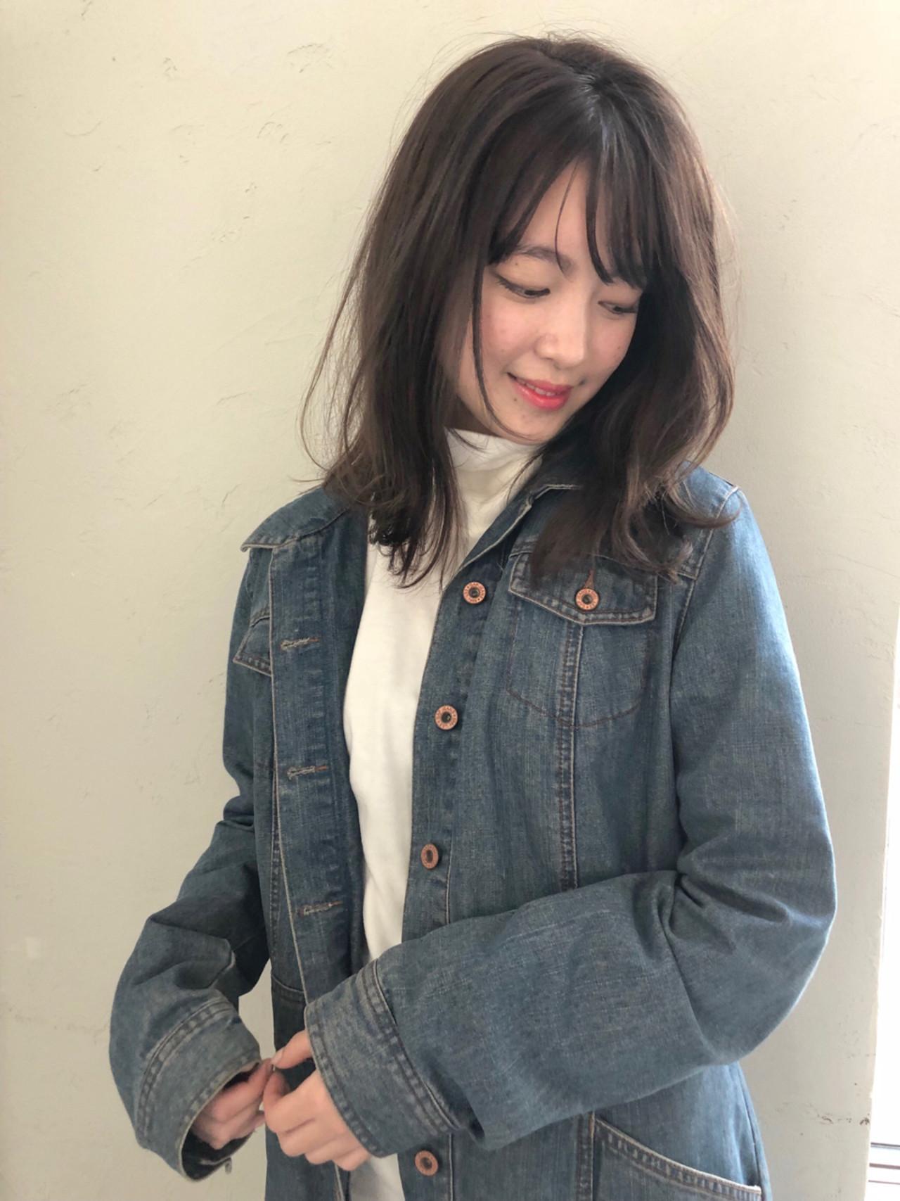 清楚感たっぷりな黒髪は男ウケを狙いやすい ナガヤ アキラ joemi 新宿 | joemi by Un ami