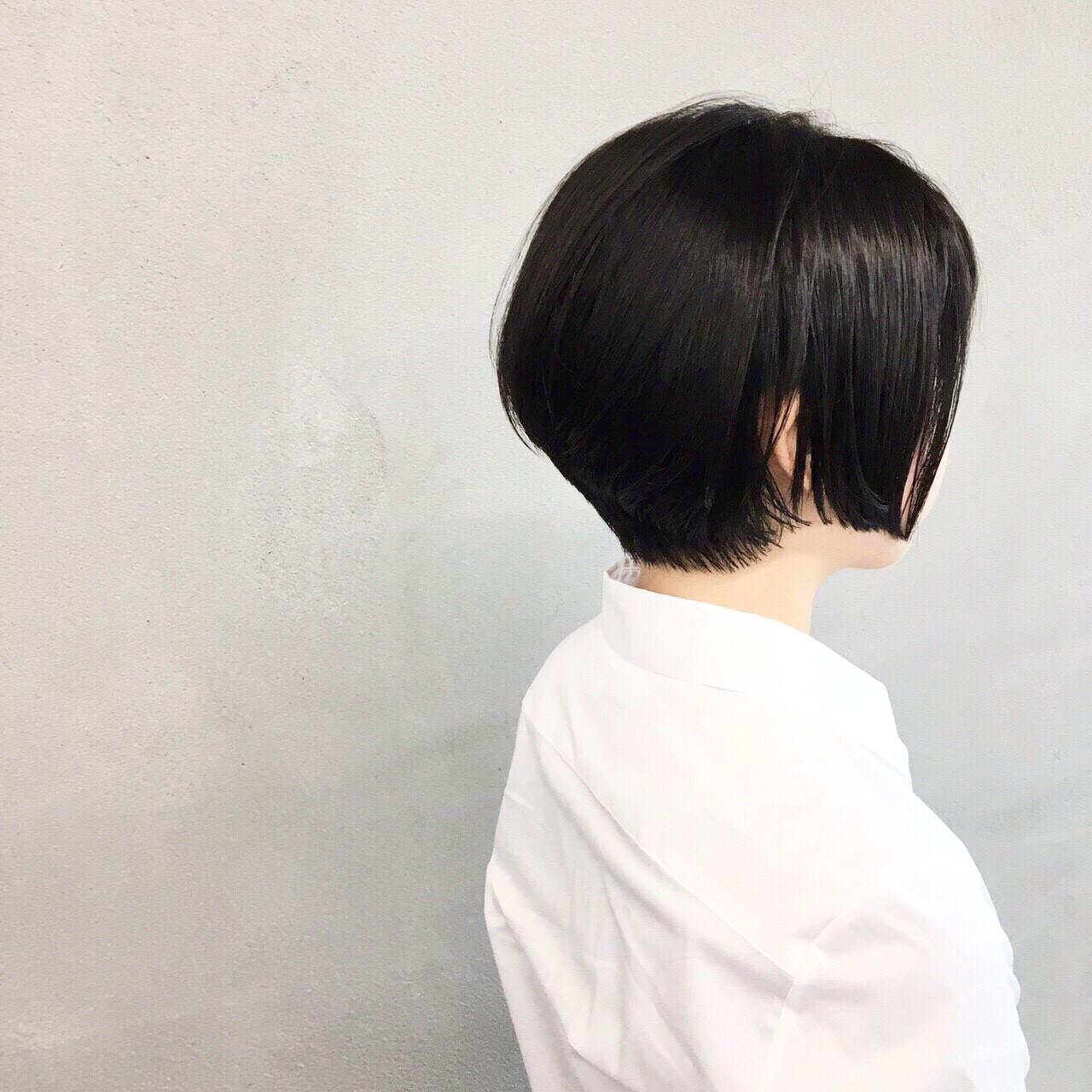 ボブの立体感そのまま♡シーンを選ばない髪型  葛西 祐介【#tag】