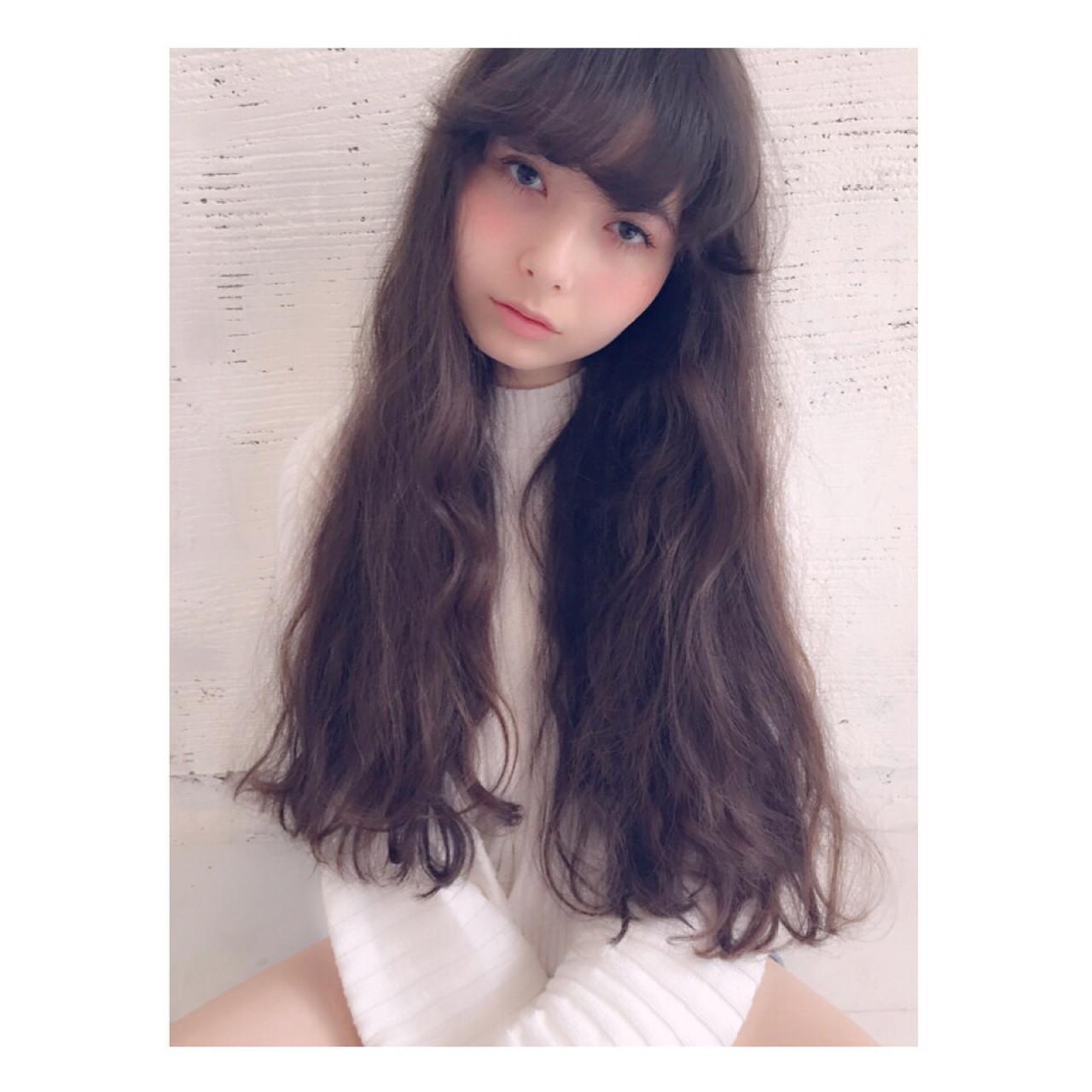 くせ毛なら重たい黒髪に動きが出せる♪ 谷口 翠彩 | QUEEN'S GARDEN by k-two GINZA