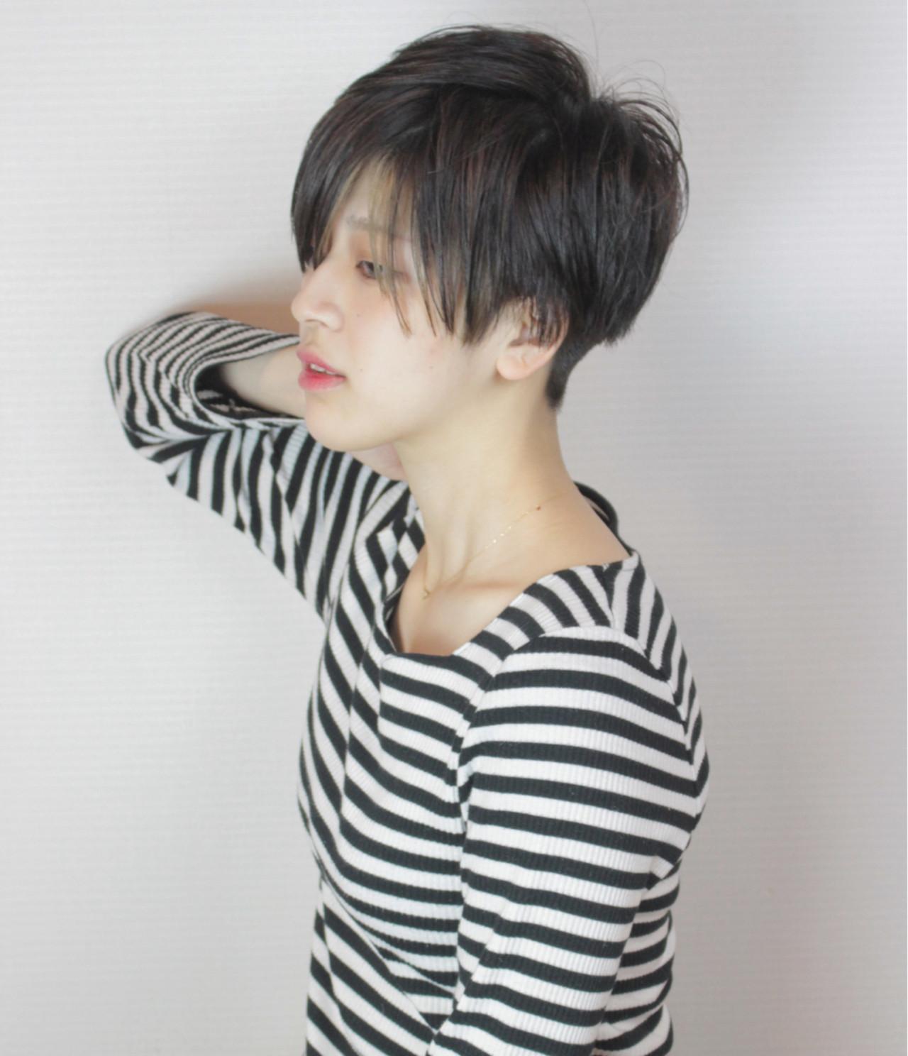 長めのバングで個性的な髪型に♪ 松田 和幸 / K.Y.A. | K.Y.A.(ケイ.ワイ.エー.)
