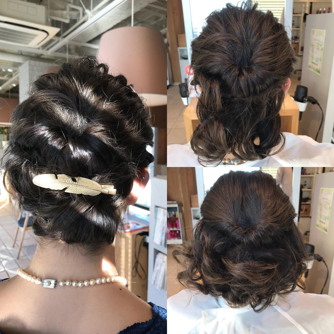 長さがない人こそロープ編み込み♪ YASU | hair salon M.plus ヨツバコ店 (ヘアーサロン エムプラス)