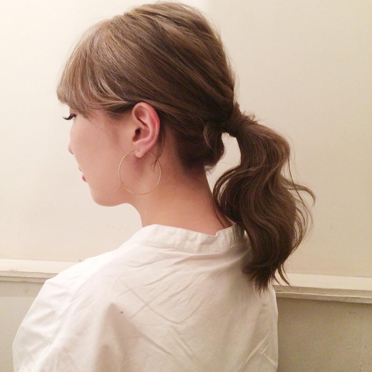 ざっくり仕上げると、抜け感がアップ! 文山勝典/ショート・ボブが得意なヘアデザイナー