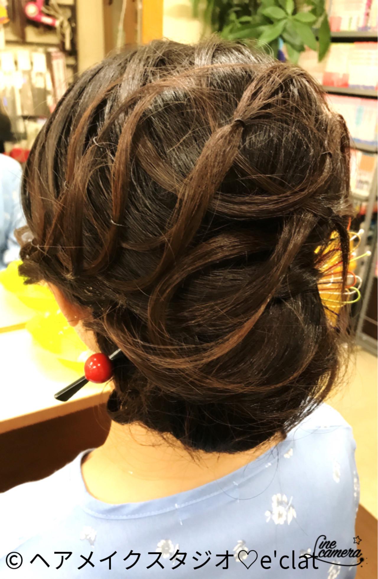 ヘアアレンジ ロング 色気 大人女子 ヘアスタイルや髪型の写真・画像