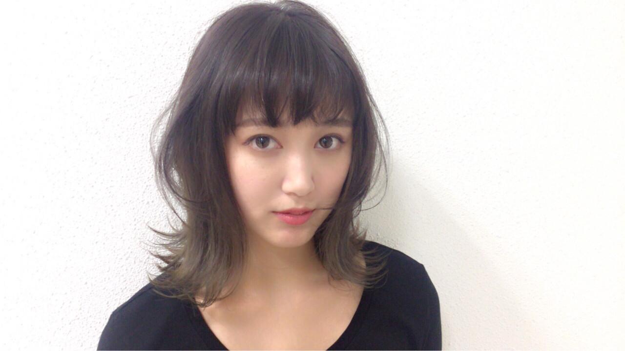 フェミニンに仕上げるなら高めにレイヤーを入れる Taniguchi Yukiko | HEART