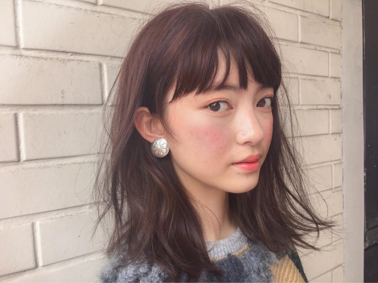 オンオフでかわいい♡ナチュラルハイライトヘア GARDEN harajyuku 細田