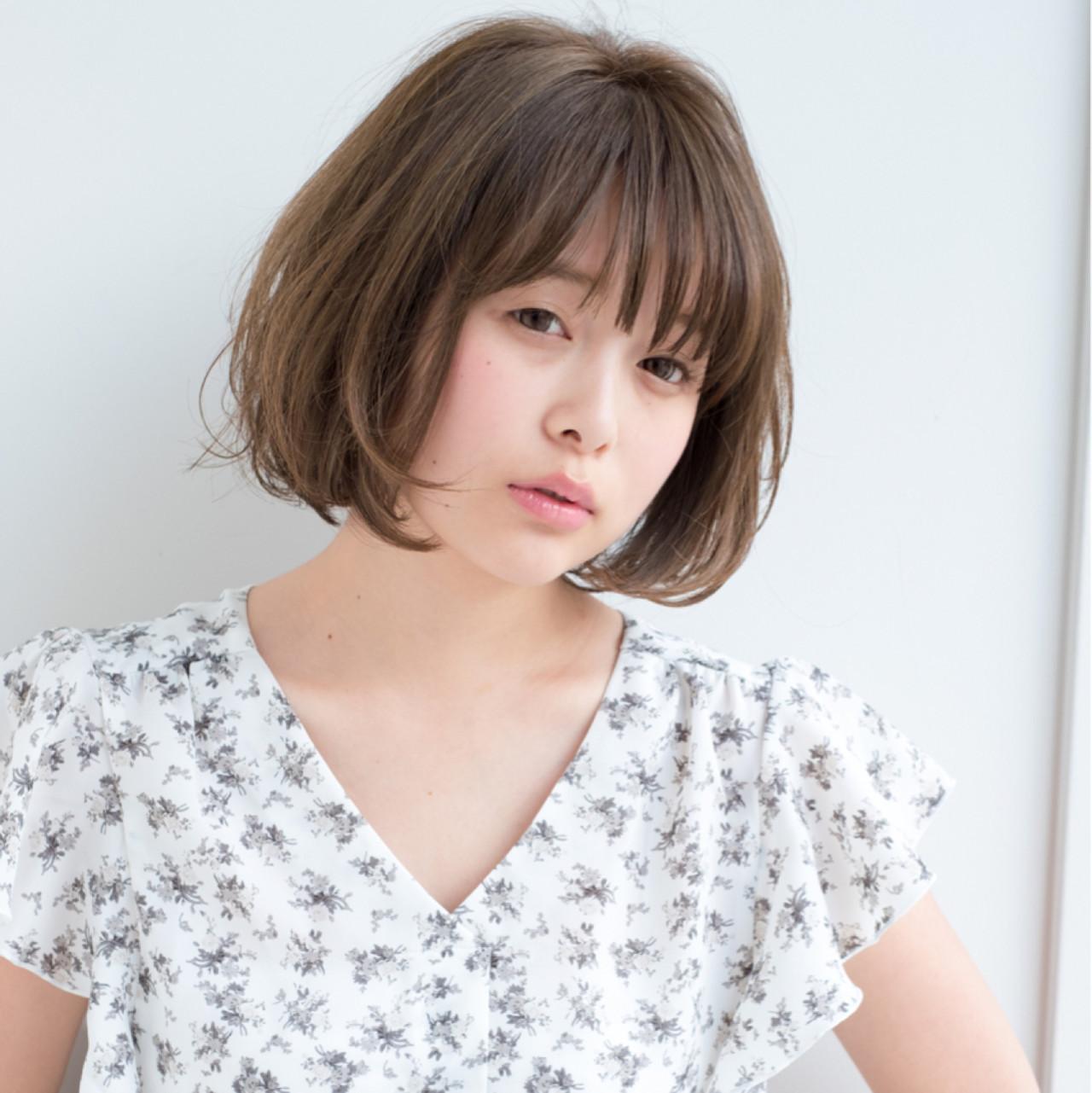 エアリー感たっぷりなワンカールボブ♪ 東 純平 | Ramie omotesando