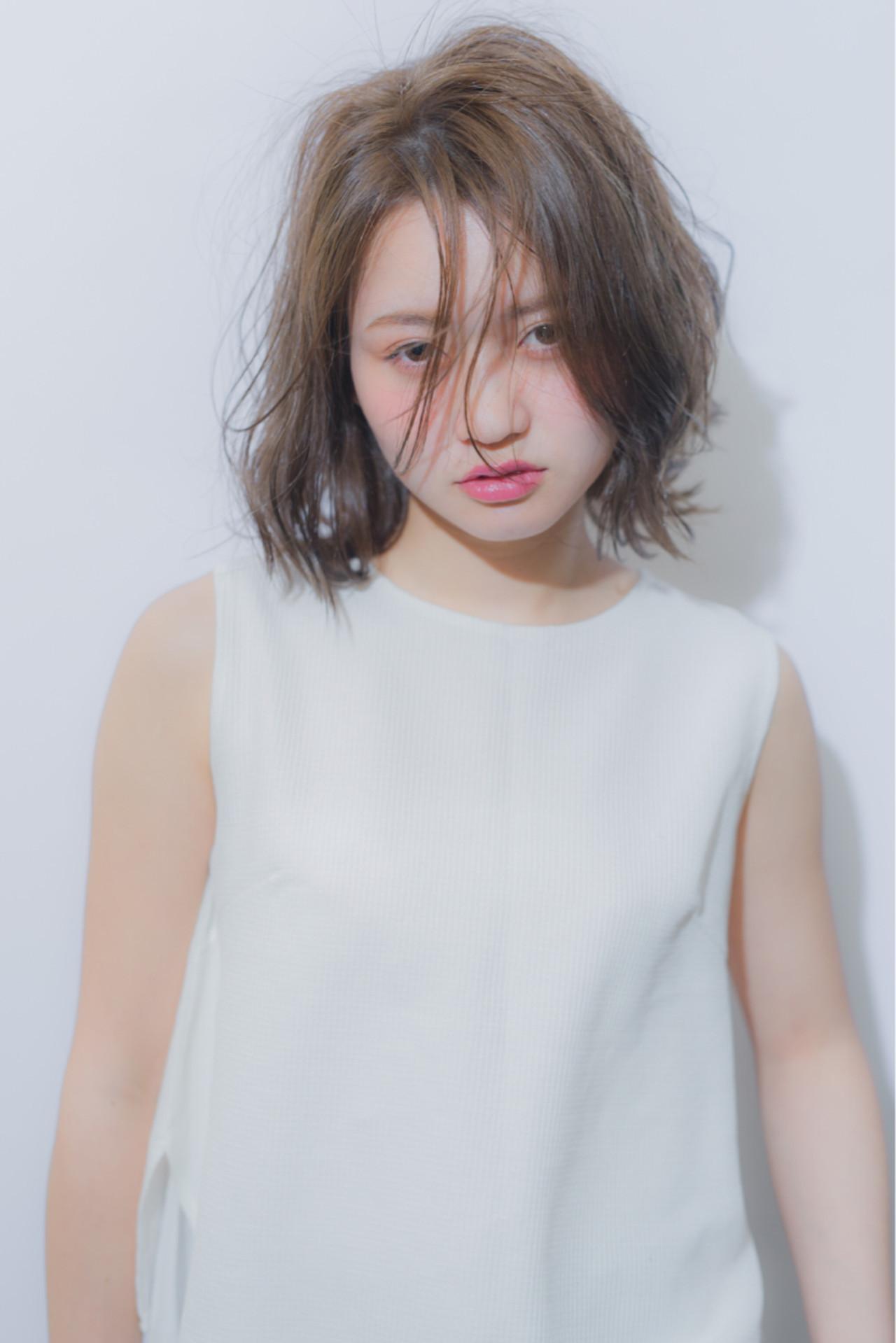 丸顔さんの特徴と似合わせポイント☆ 坂本圭太朗