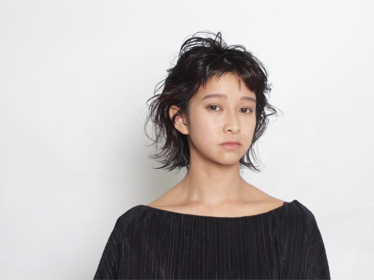 エアリーカールならとってもキュート♪ 仙頭郁弥  loji+LIM