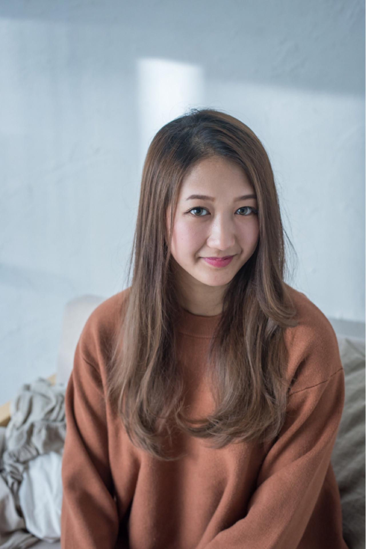 丸顔さんは上品なかきあげスタイルがぴったり♪ 出口耕太郎 | Zina Tokyo