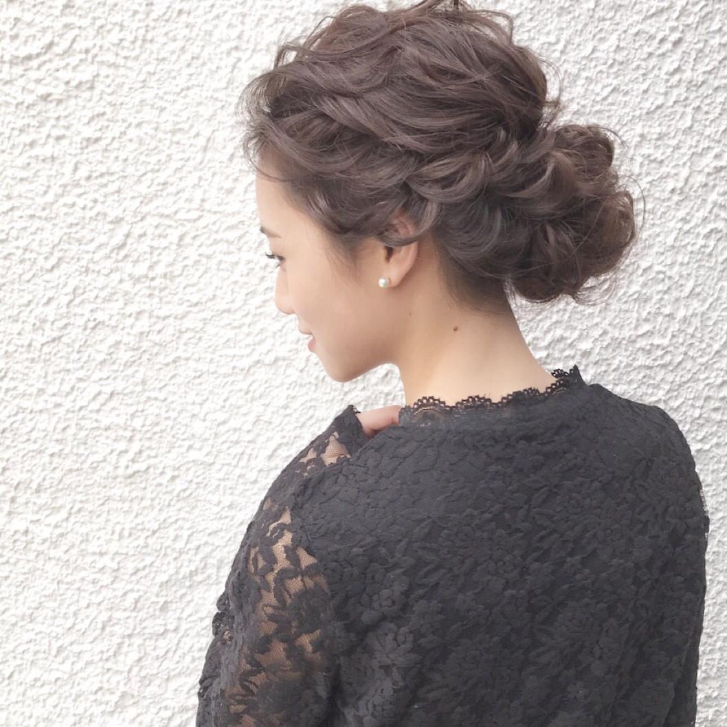 結婚式の二次会髪型♡華やかヘアアレンジを一挙ご紹介!