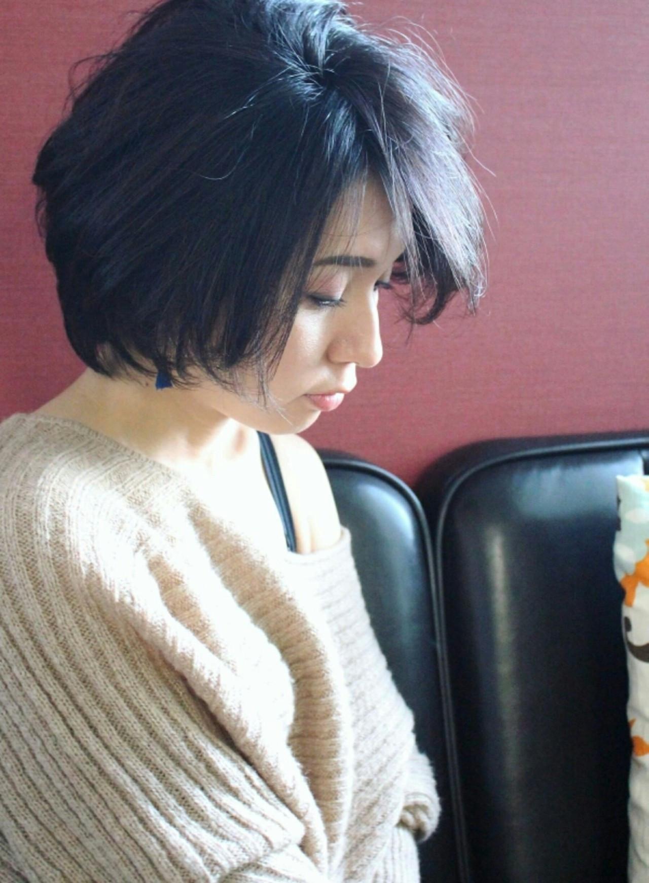 アッシュでくすみ感と透明感を手に入れて♪ Seiichirou Ueda