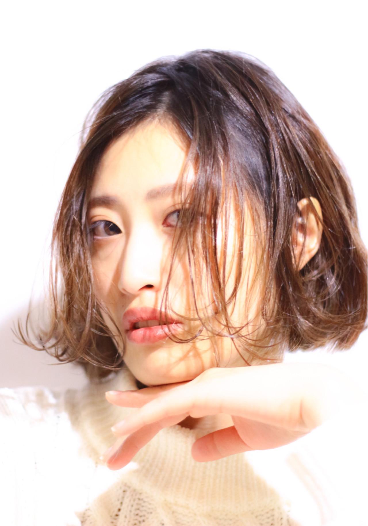 明るめグラデーションカラーも春の髪色におすすめ♪ Haruki Shigematsu | Hair Make Decore