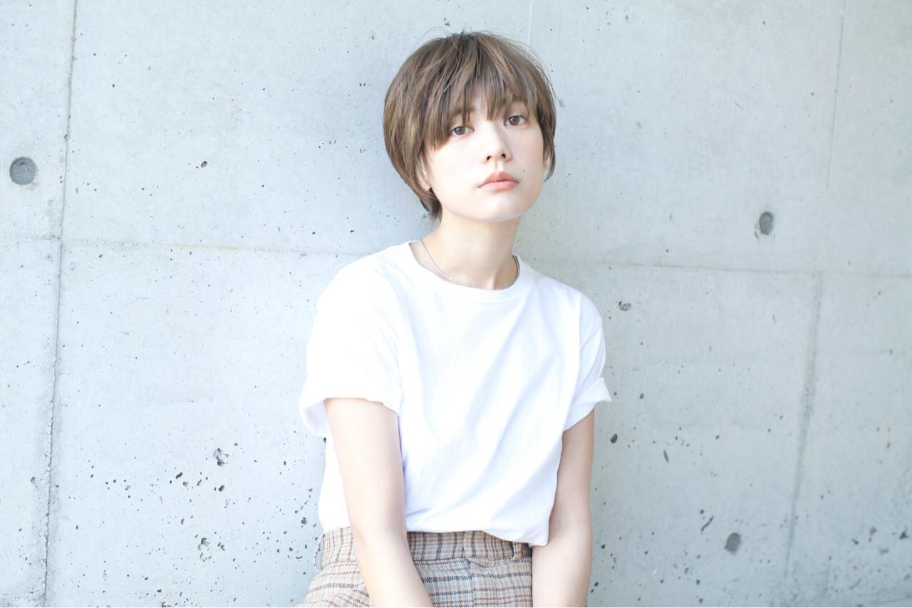 コレクションでも人気のショートヘア! 石川 瑠利子