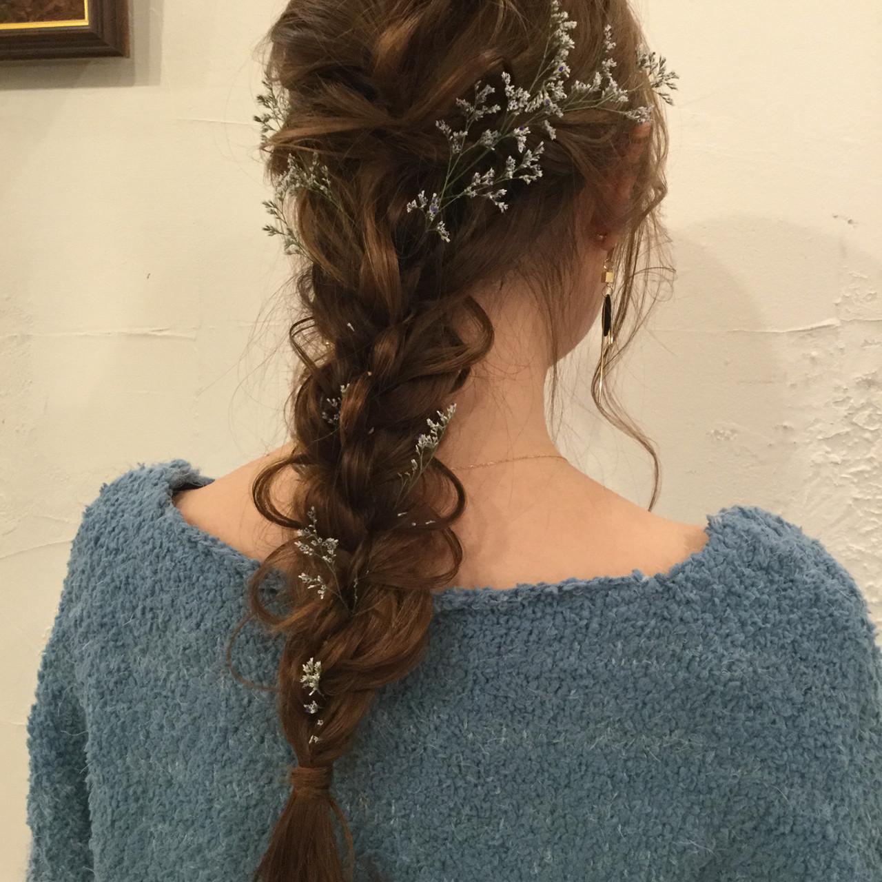 フェミニンな編みおろしはルーズにほぐす 那須達敦 | kiki