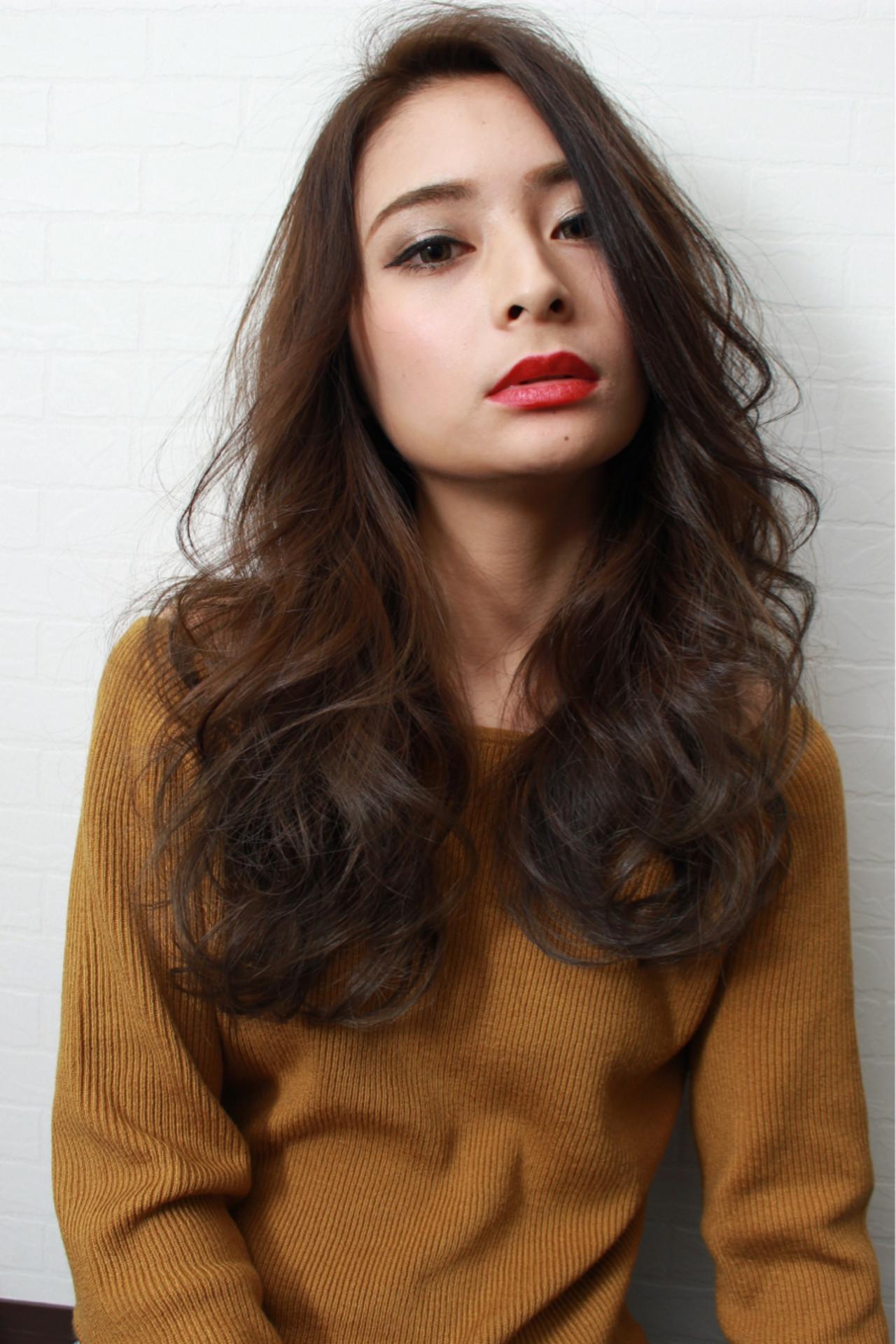 気品の中に漂うセンシュアルさ! 尼子卓 | Hair salon Bi-ne