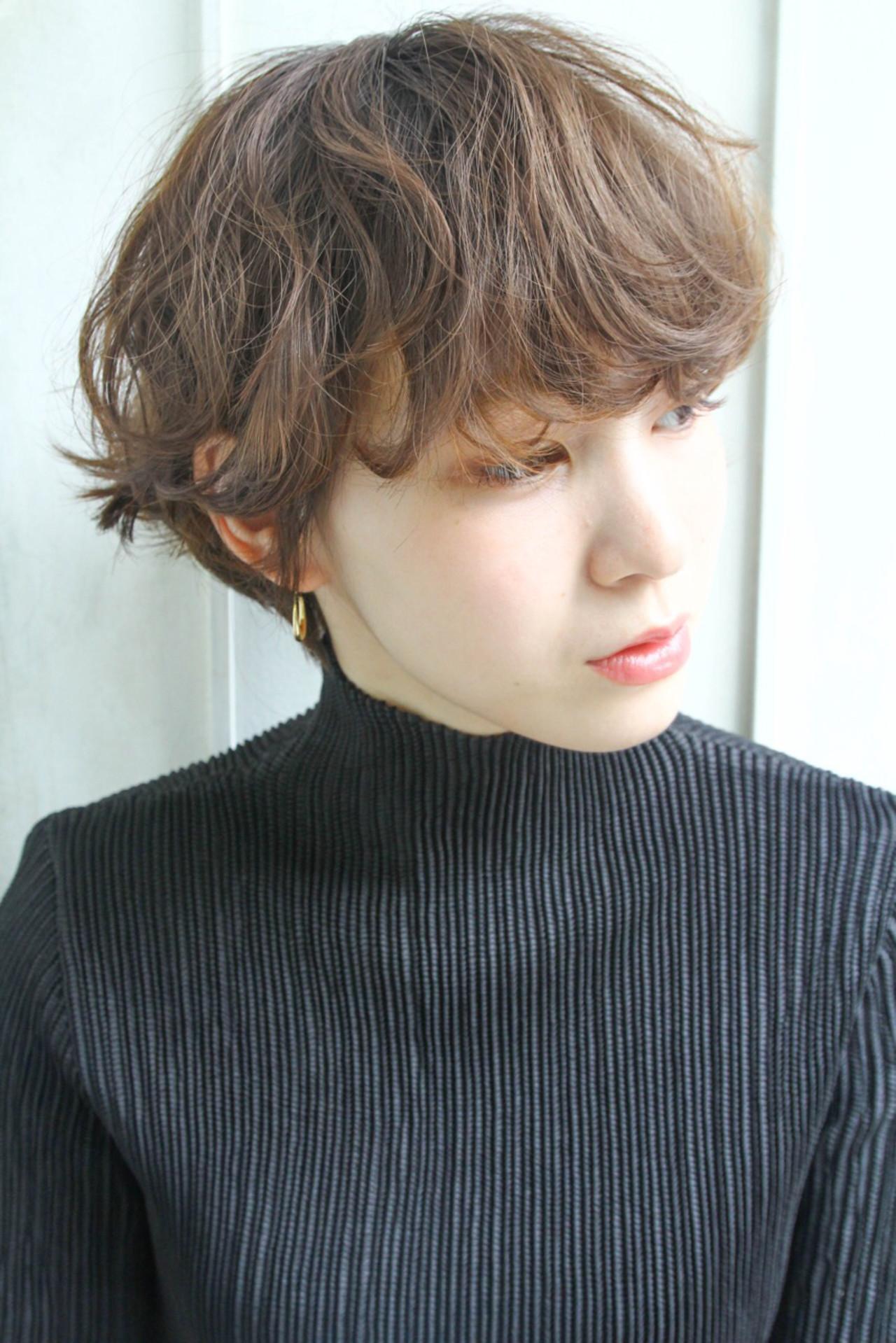 カットで気をつけるポイント☆前髪! 川島 ゆり