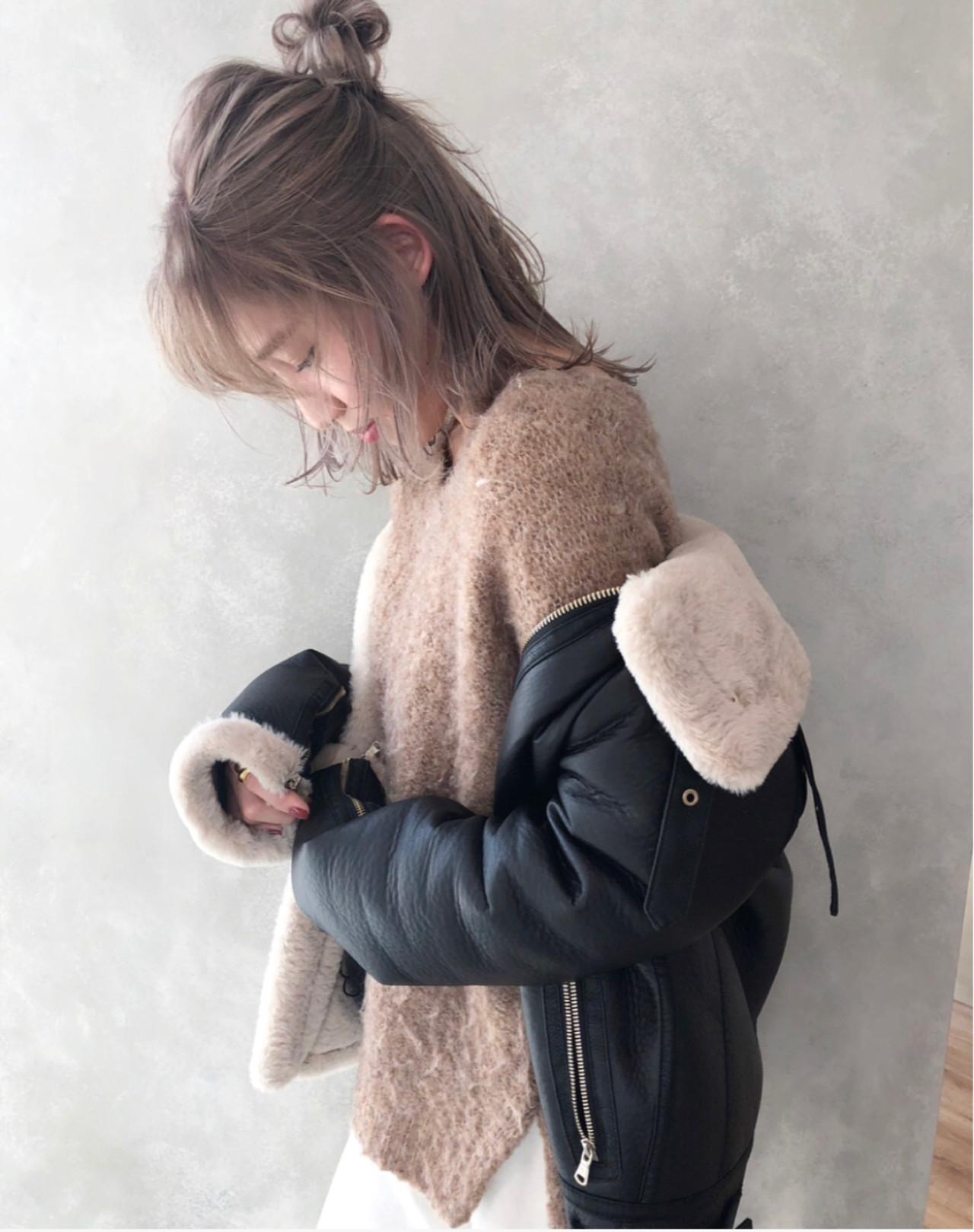 明るめのアッシュは春カラーの髪におすすめ♪ ALT 森田 正浩 | ALT