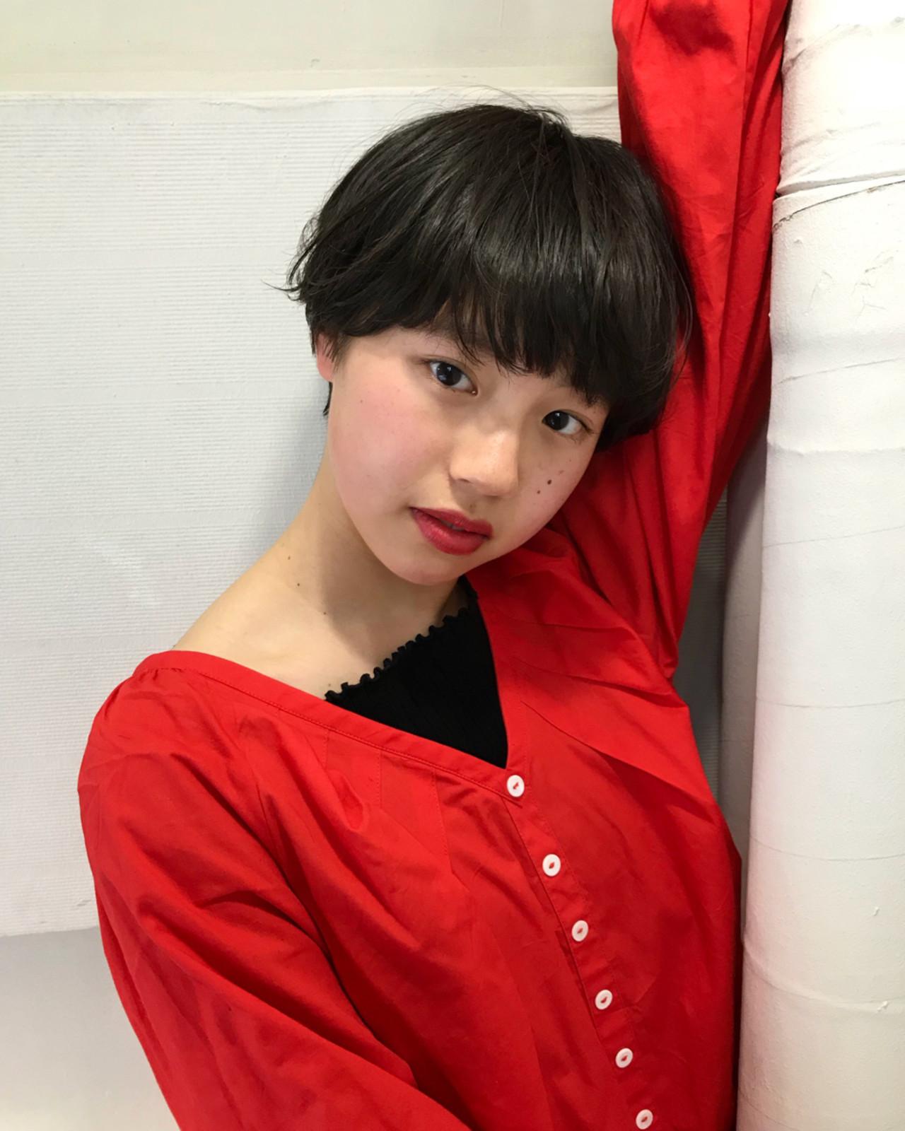 ボブの中でもマッシュボブがトレンド! natsuki | hair make design paf