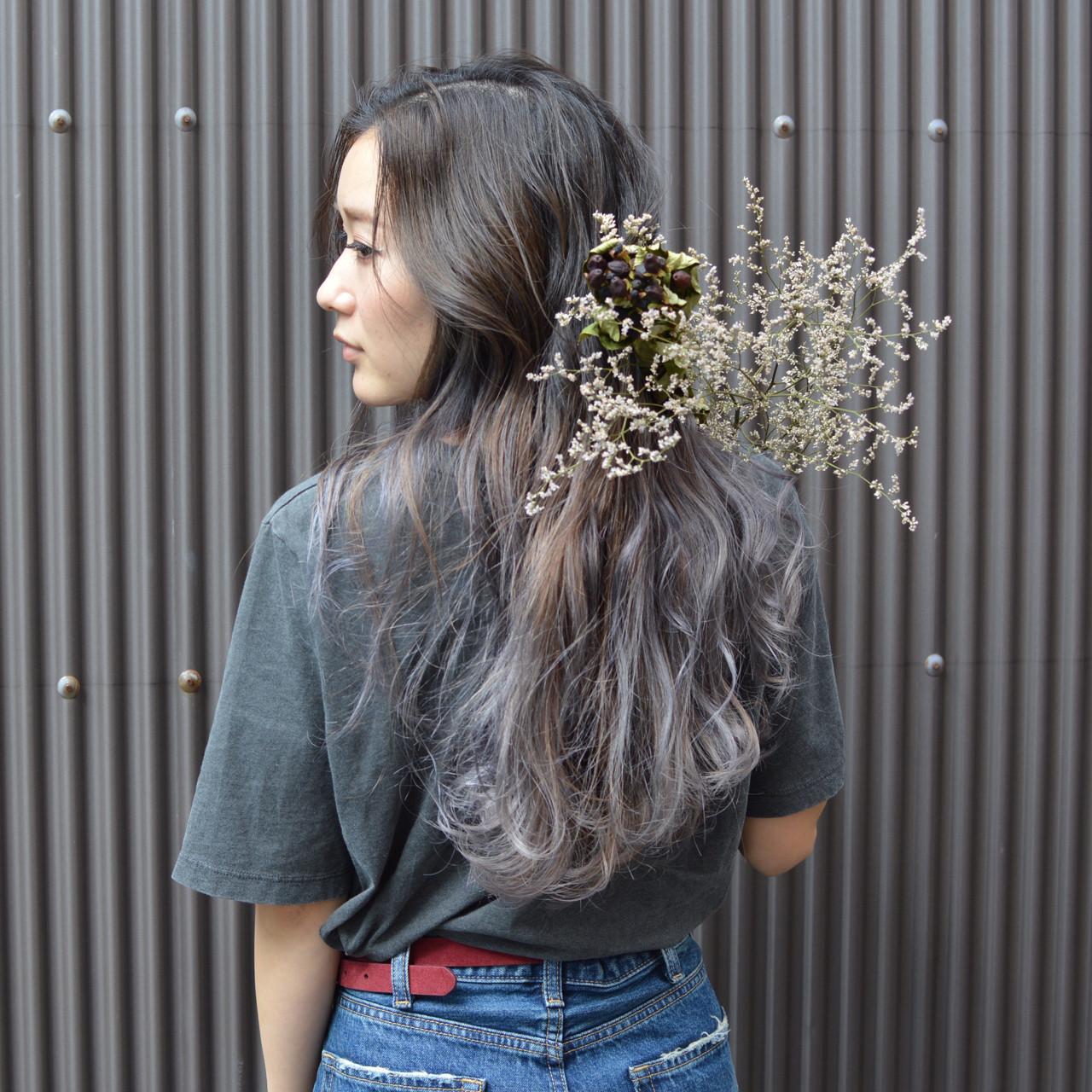 ラベンダーカラーで透明感を! Akane Ueda | Chillin Room