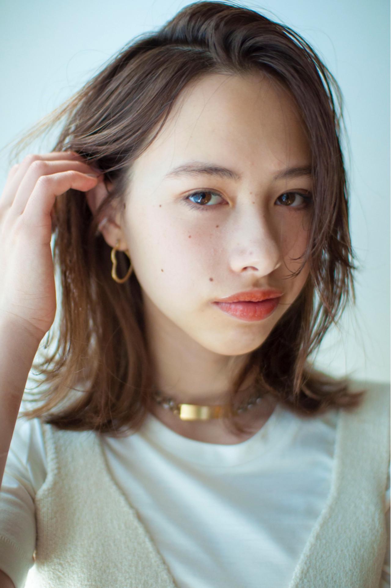大人女子におすすめ!色っぽミディアム YUKINA / HOMIE TOKYO