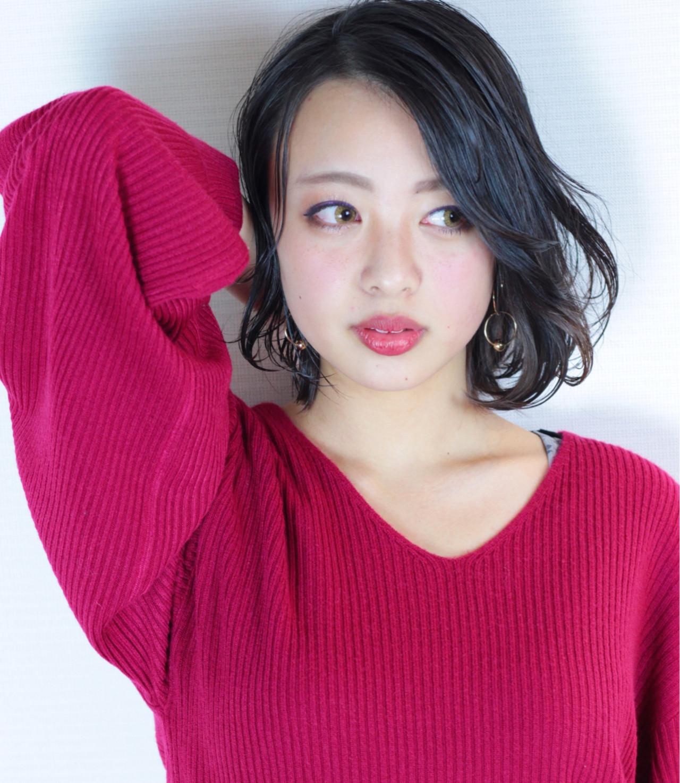 2017awで注目を集める前髪なし黒髪ヘアスタイルとは 松田 和幸