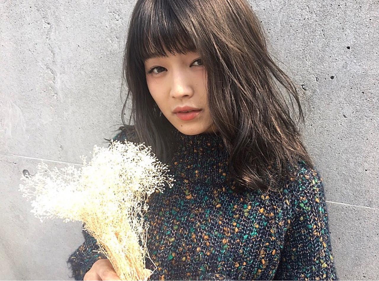 おしゃれヘアになれる♡ローライトの入れ方 柴田紋奈