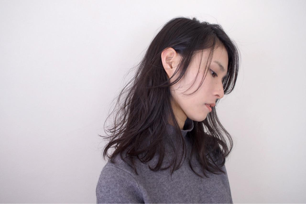 素敵な黒髪スタイルのポイント 木下大輔 | amanda