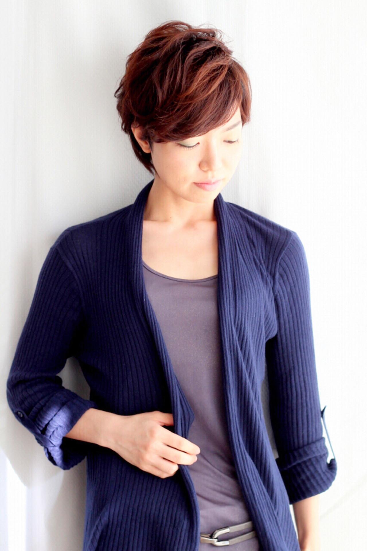 大人の艶やかさを引き出す吉瀬美智子さん風スタイル 村上 貴徳 STELLA