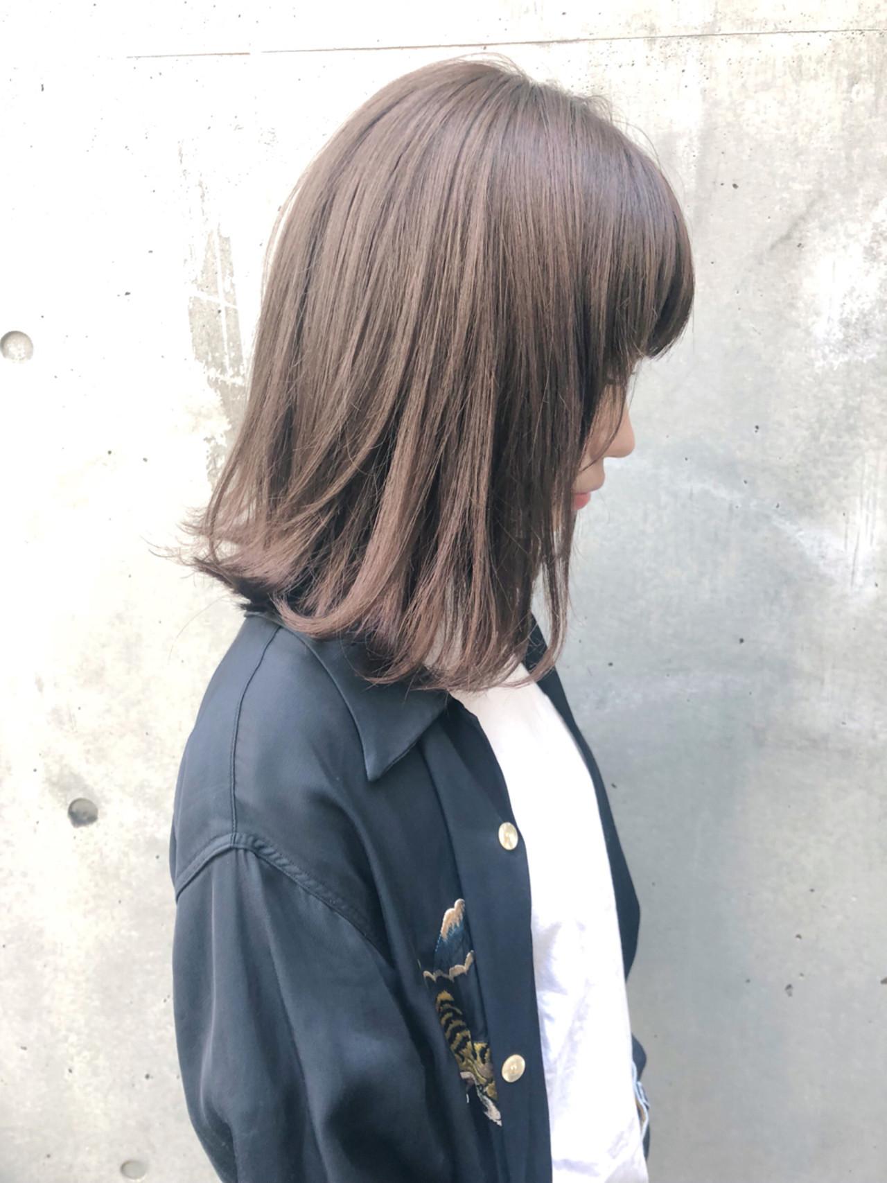 グレージュヘアカラーが似合う髪質とは 恭平 | NAVY