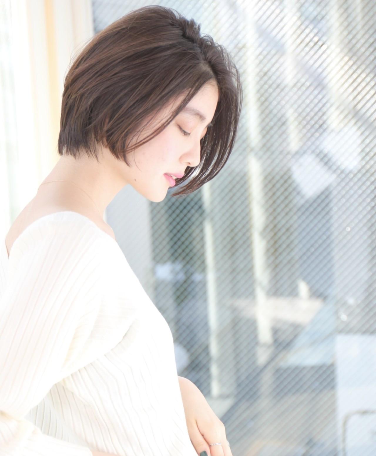ナチュラル&清潔感が魅力の広末涼子さん風スタイル HIRONA
