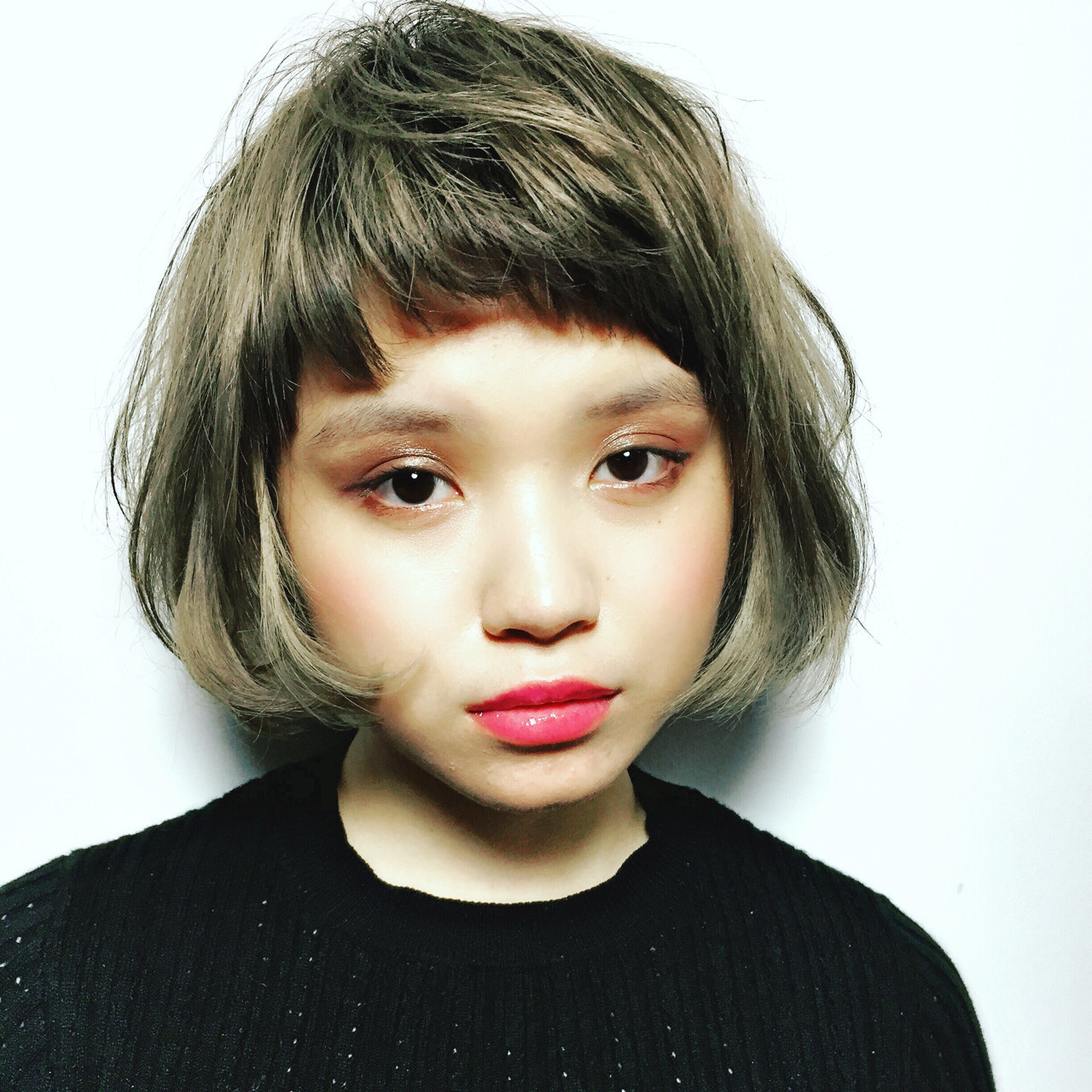 顔まわりの髪で気になる部分をカバーしよう C-ZONE 村山 武 | C-ZONE