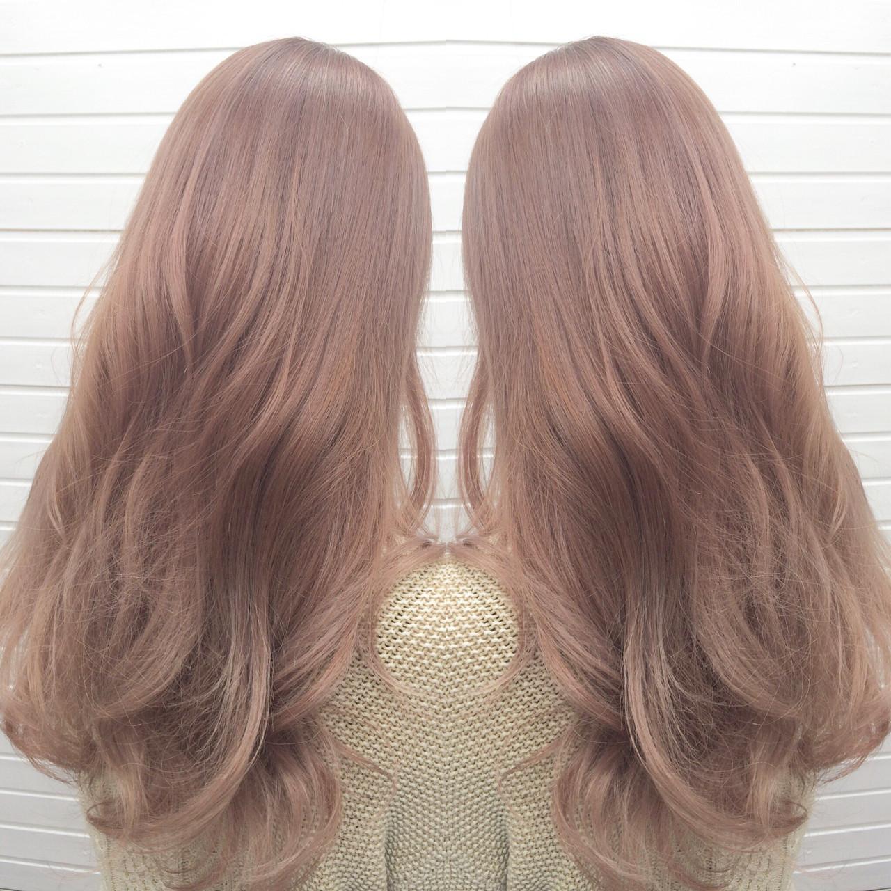 明るめグラデーションカラーの人気色② universe | hairspaceuniverse
