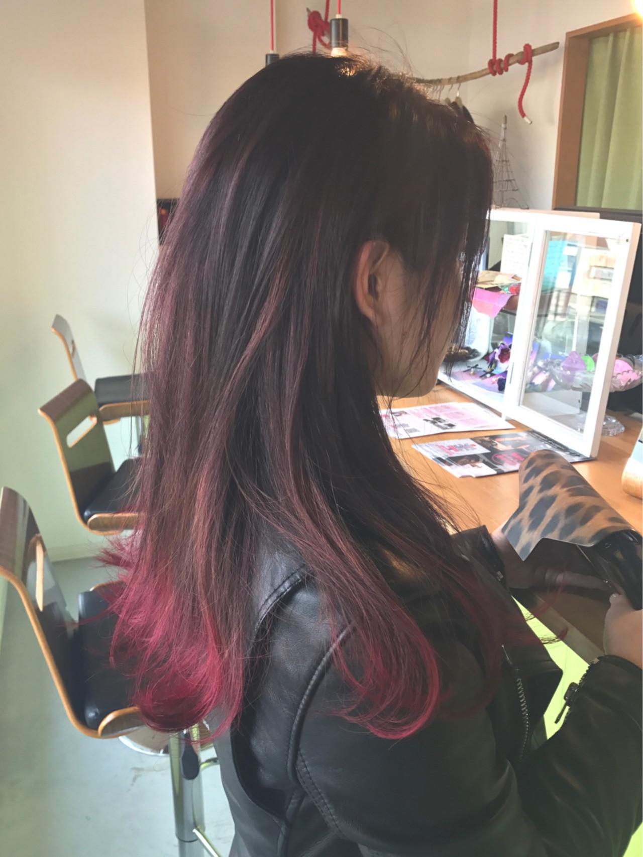 冒険するのも楽しいかも…自分に合ったカラーを探そう sowi 阿部 辰也 | sowi hair design ソーイ