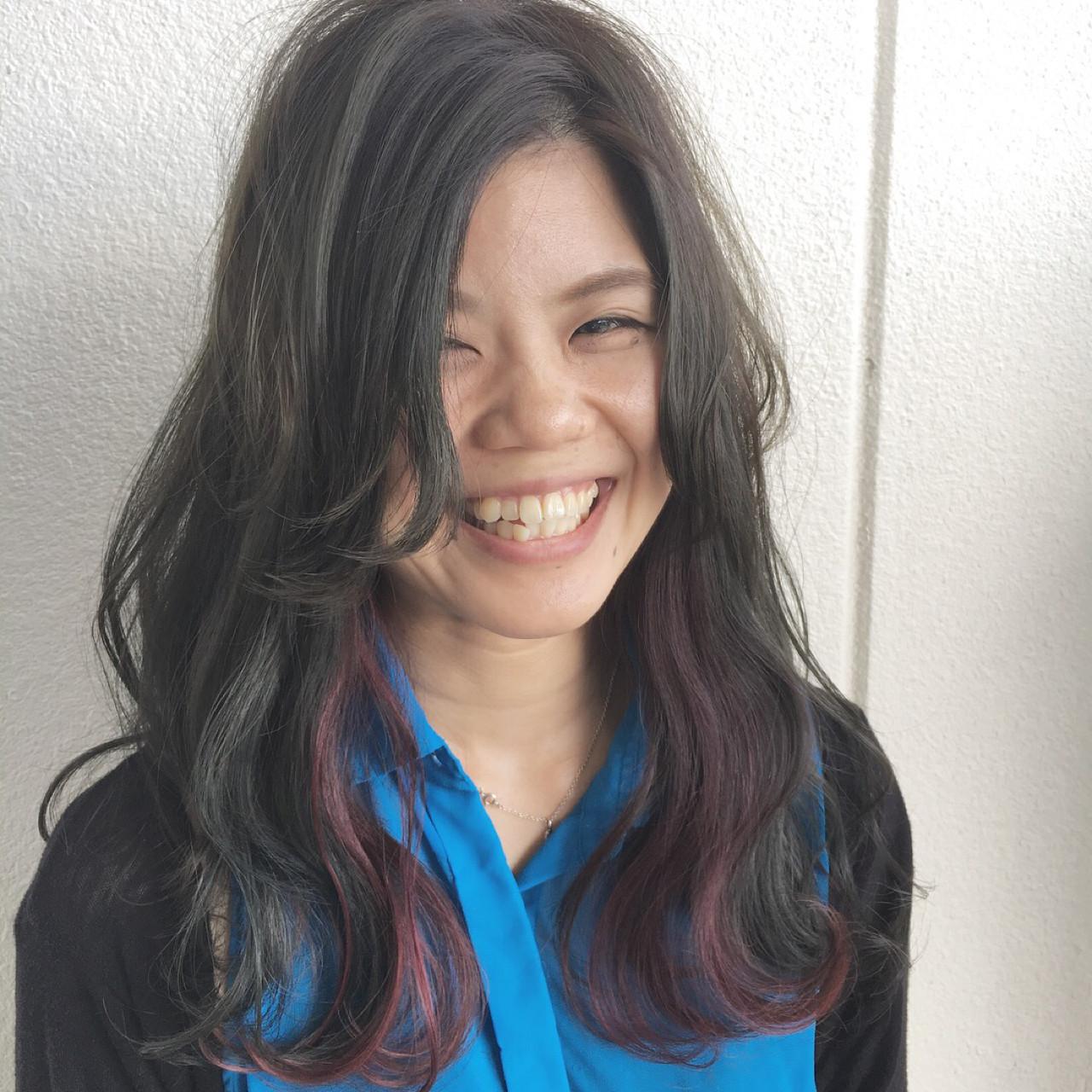 こなれ感を出すならピンポイントハイライト! Yuuta Asato | HAIR&MAKE EARTH あがり浜店