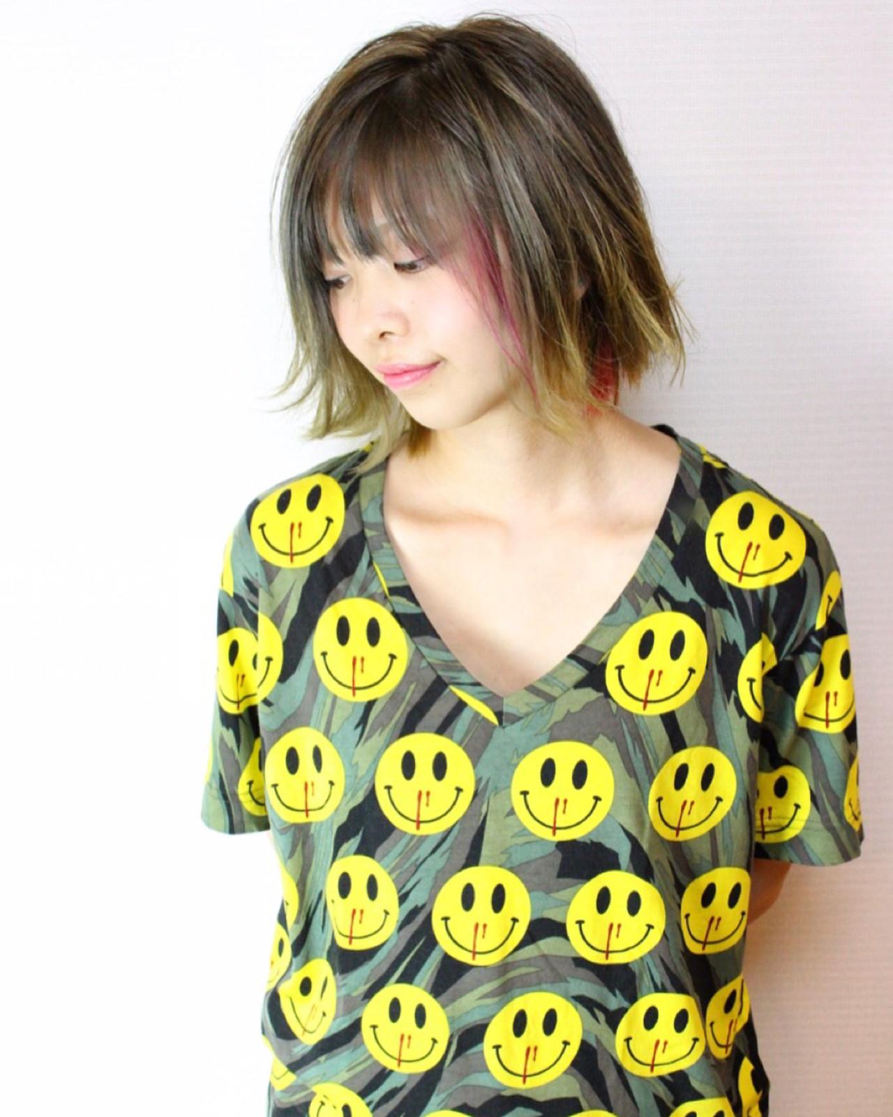 デザインハイライトならとっても個性的♪ 松田 和幸 / K.Y.A. | K.Y.A.(ケイ.ワイ.エー.)