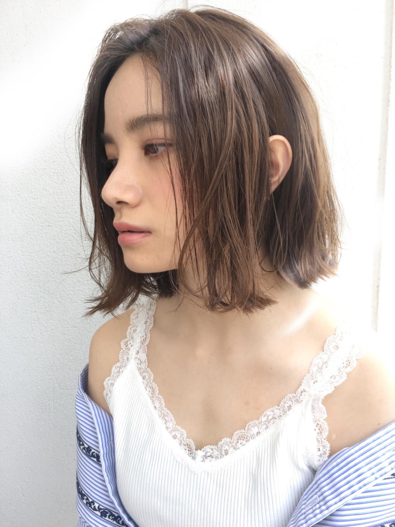 おすすめの外ハネレイヤーヘア② 大沼圭吾   GARDEN harajuku