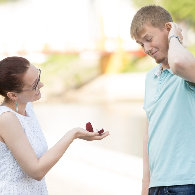 逆プロポーズが増えている!彼を結婚したければ女性から攻めて♡