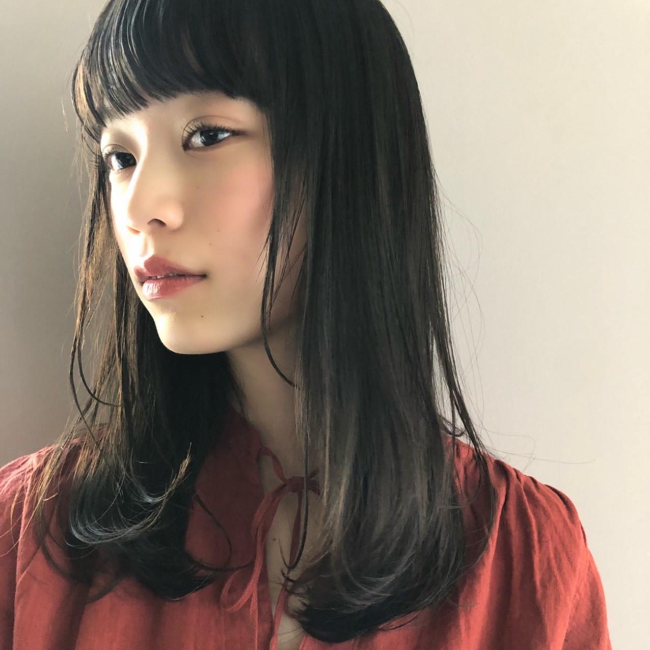 【長さ別】黒髪ヘアカタログ10選からお気に入りを探せ!