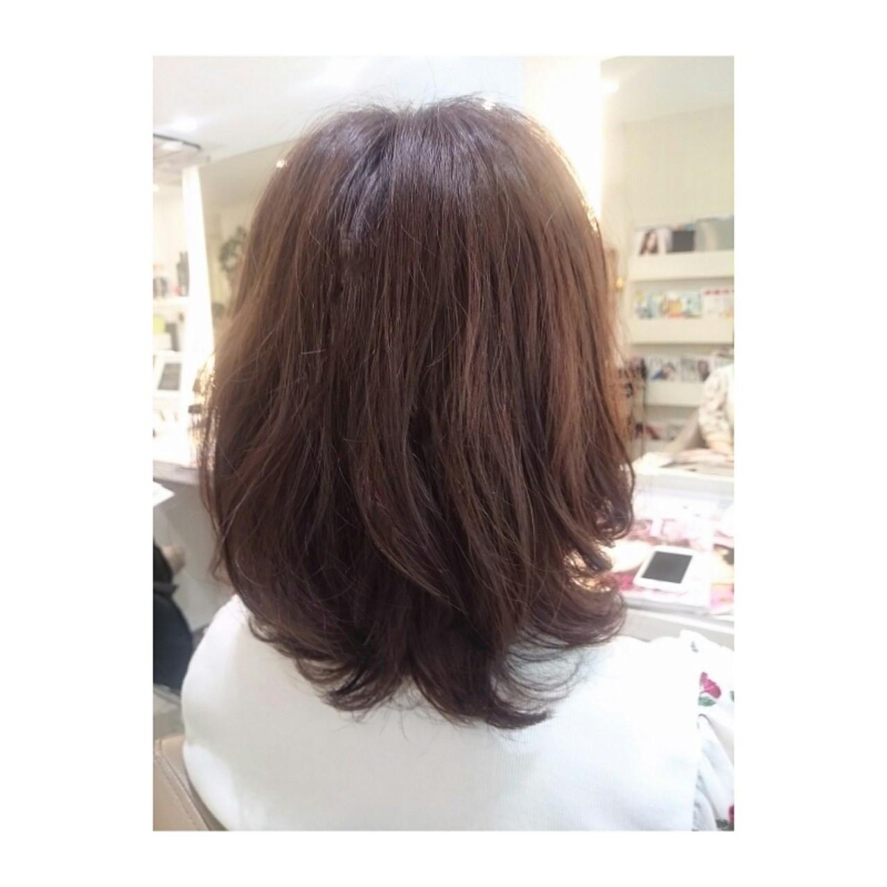 髪色は赤みのかかったアッシュ系をオーダー♪ Subaru Yasui Ash omiya