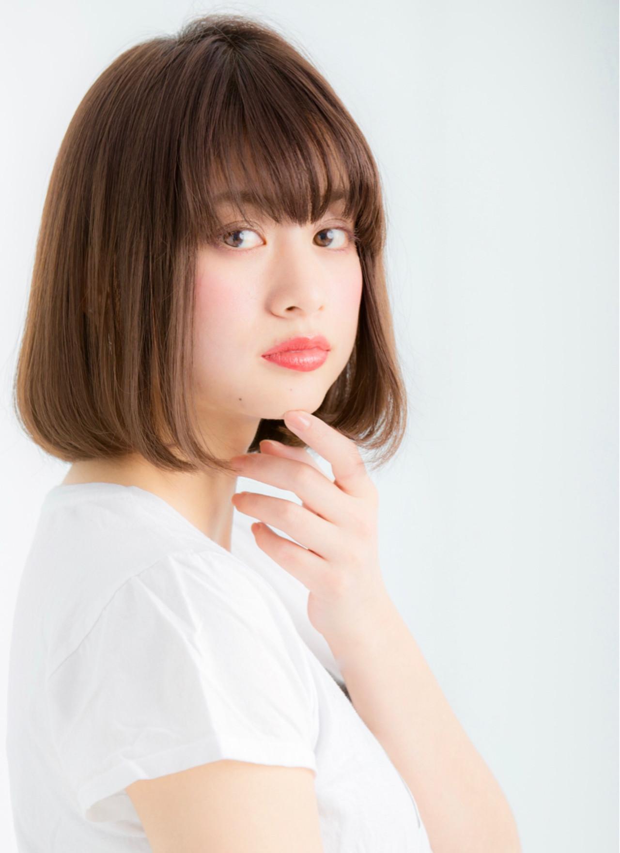ベーシックな内巻きスタイルは時間がない時にも 宮本 誉志成 | Euphoria SHIBUYA GRANDE