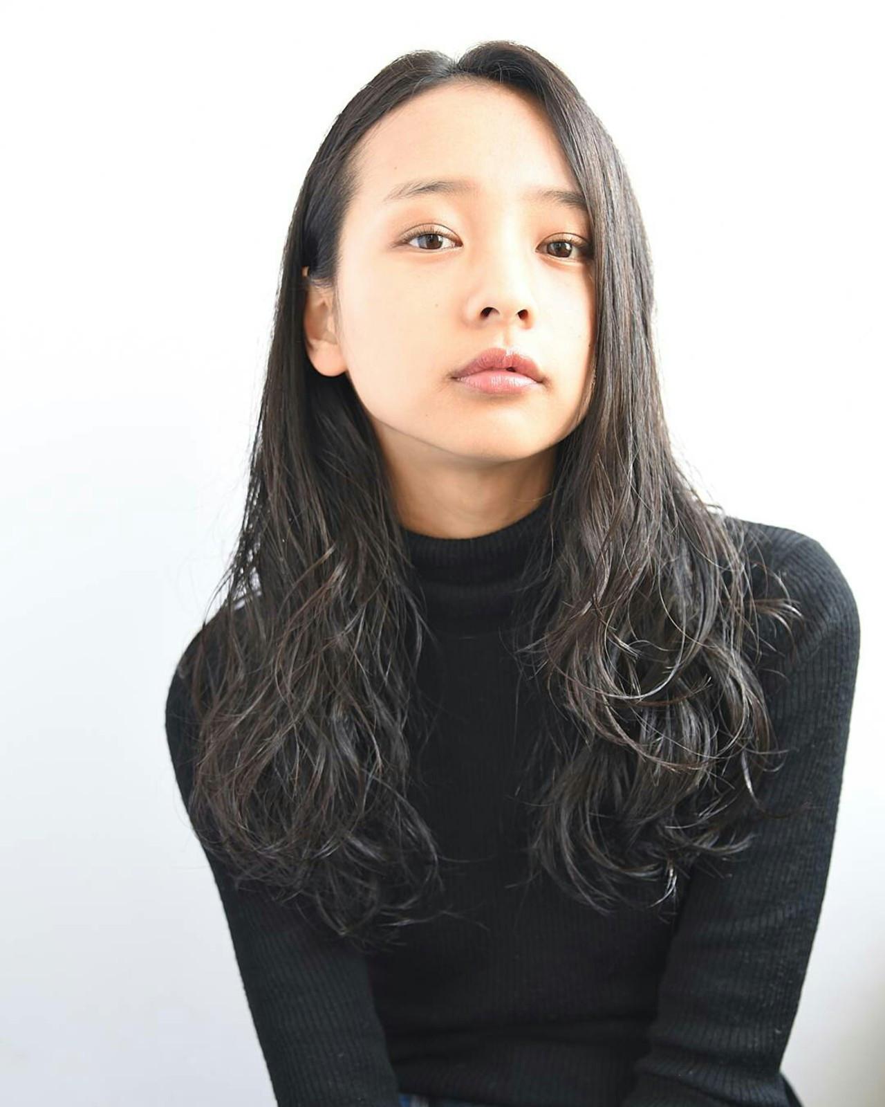 ダークヘアのウェットーパマスタイル イノウエ ユウキ【tsumiki】