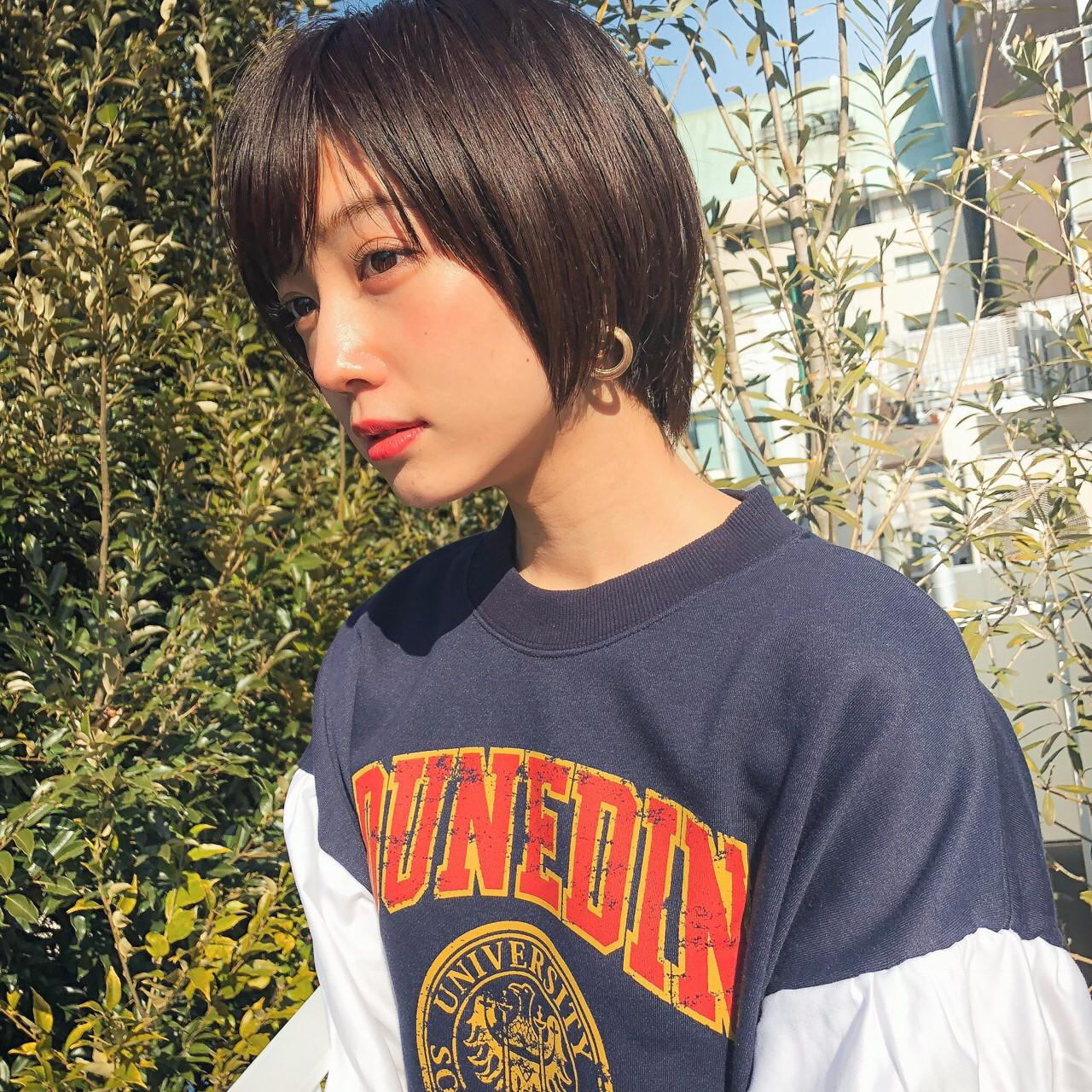 ショートヘアが似合う芸能人は?10代から40代の年代別で!【HAIR】